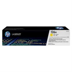 HP 126A-CE312A Yellow Toner Cartridge